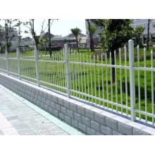 Powder Coated Picket Iron Fence