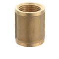 Brass pipe fitting air filter
