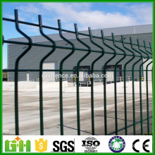 China Supplier 3d welded folding wire mesh fence