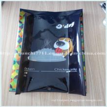 Side Gusset Pet Food Plastic Packing Bags