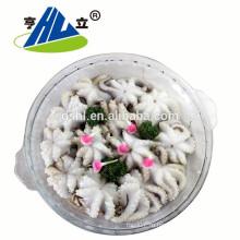 Замороженные вареные осьминоги