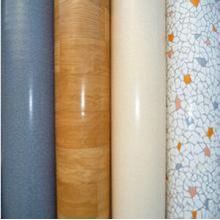 Padrão de madeira interno do revestimento do PVC de 2m * 30m * 1.0mm