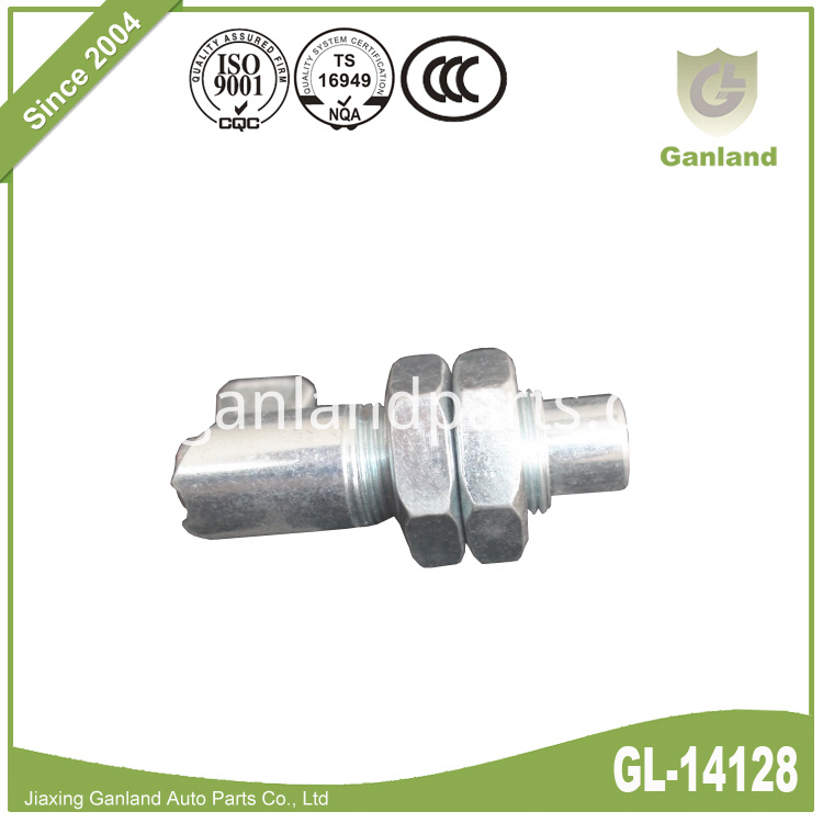 Locking Pin With Nuts GL-14128-1