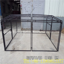 Low Moqs Wholesale Chain Link Box Galvanized Display Custom Pet Cage