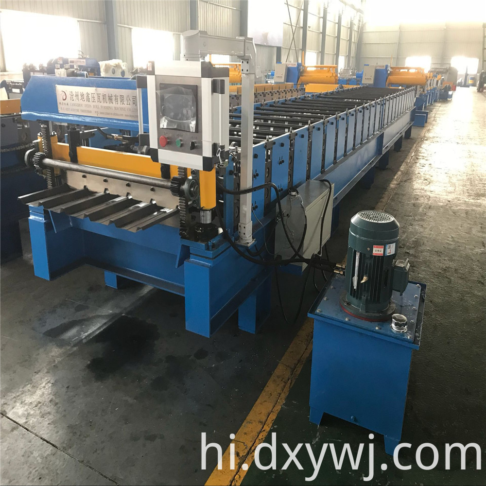 Tile Sheet Making Machine