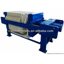 High Filtering and Membrane Squeezing Chamber Membrane Filter Press from Leo Filter Press