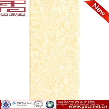 diseño de azulejo de la pared del baño para azulejos de cerámica de la imagen decorativa y baldosas cerámicas resistentes al ácido