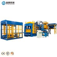 Blocos de intertravamento de concreto automático grande capacidade bloco que faz a máquina