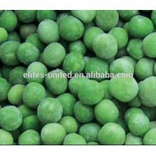 Gefrorene grüne Erbsenmarken