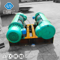 Double Track Electric Wire Rope Hoist trolley