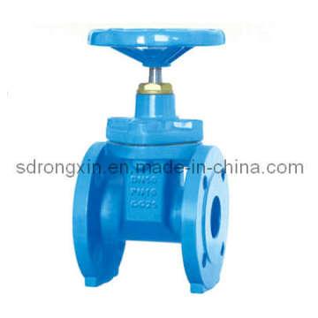 Condensateur à fonte d'étanchéité Soupape résiliente à soupape sans renfort (RX-GV-YT-DZ45X-10)