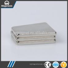 Imanes de ndfeb de polímero competitivo de China fabricante de oro