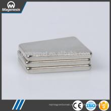Китай производитель золота низким полимера скрепленные магниты ndfeb