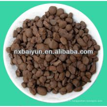 Sable de manganèse pour l'élimination du fer et du manganèse des eaux souterraines