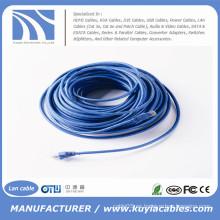 Cable de Lan del cable del remiendo de Cat6 UTP de los 25ft para la computadora