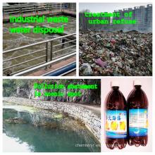 Agente de microorganismos de algas marinas para la protección del medio ambiente