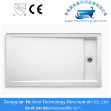 Fast Delivery for White Shower Tray Bathroom designs shower tray export to Germany Exporter