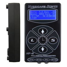 2014 Hot Sale Hurricane Digital LCD Tattoo Power Supply