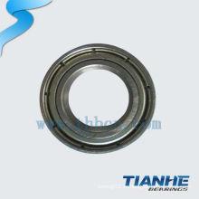 De alta velocidad Deep Groove rodamiento de bolas 6910 ZZ changzhou fabricante