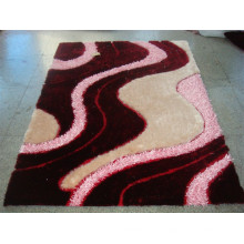Chinese Polyester Handmade Custom Floor Carpet Rug and Mats