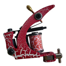 Solong MCY006-8 Wholesale Handmade Tattoo Gun Fashion Design Wrap Coil Tattoo Machine