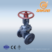 DIN3352 F4 gg25 gate valve stem extension for gate valve din