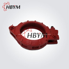 Concrete Pump Spare Parts Casting Bolt Clamp Coupling