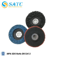 Long life fiberglass backing up flap disc for polishing About