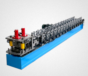 Long Span Roll Forming Machine
