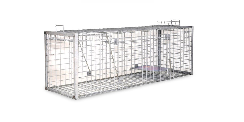 Large Animail Cage Trap