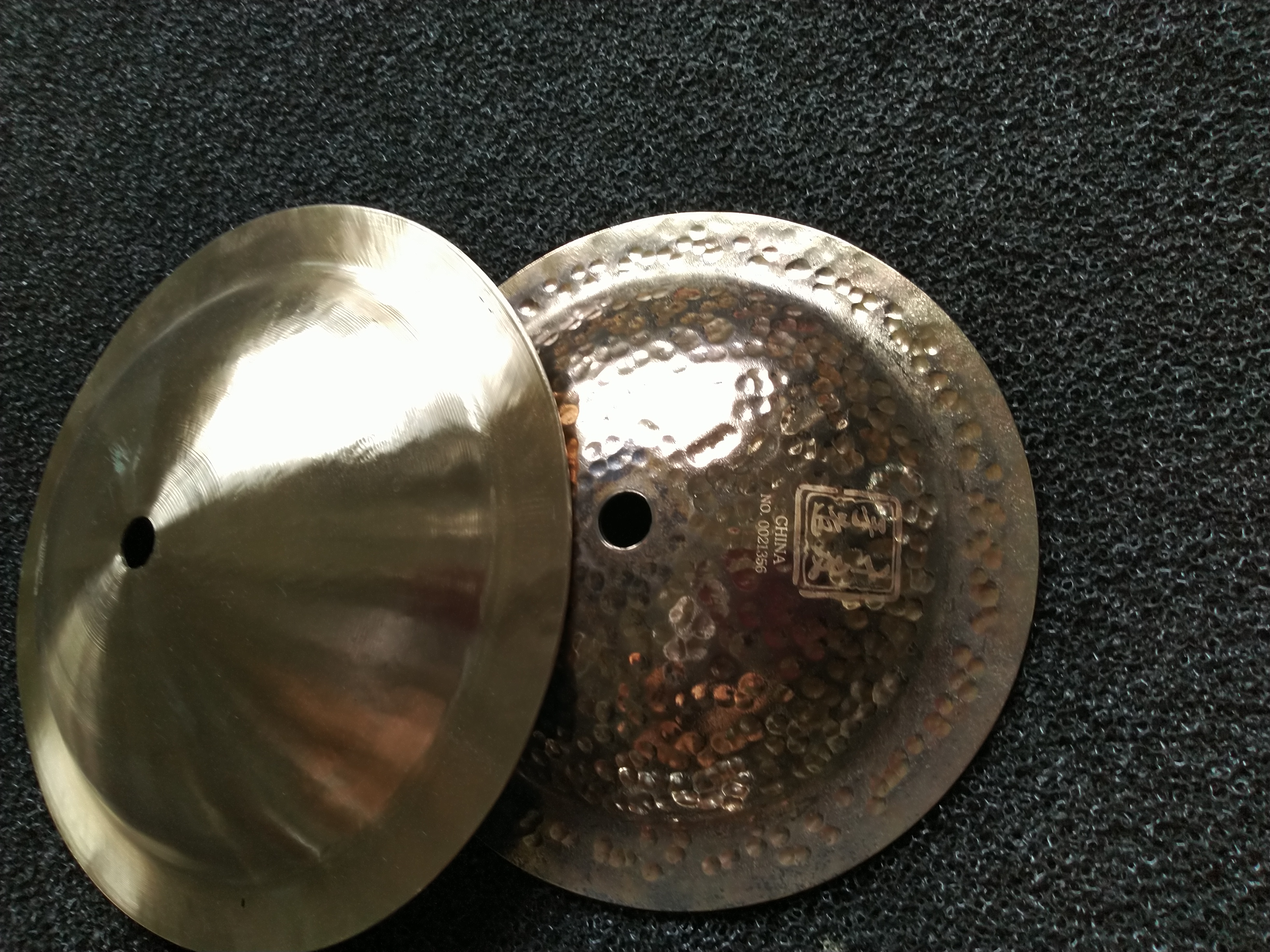 Professional Effect Cymbals