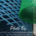 Malla extruida de plástico de alta calidad