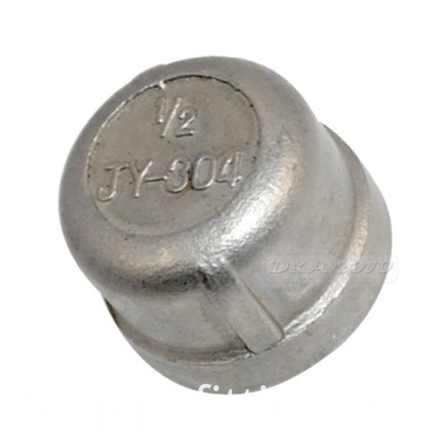 SS304 Threaded Pipe Fitting NPT Hot