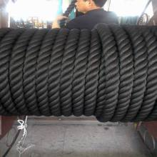 High Performance for PP Polypropylene Rope Black 3 Strand PP Rope supply to Canada Manufacturers