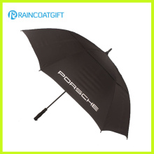 High Quality Windproof Auto Open Straight Golf Umbrella