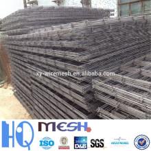 ISO9001 galvanized welded wire mesh panel