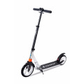 2 wheel hand brake kids Adult kick scooter big wheel scooter for sale