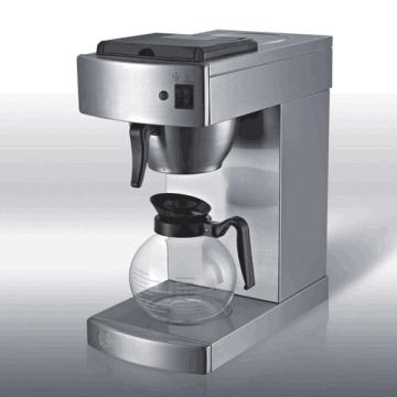 elektrische edelstahl tropfkaffeemaschine
