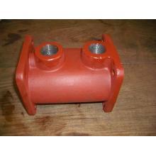 OEM de fundición de arena de resina de hierro dúctil QT500-7