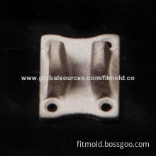 Precision Die-cast Parts, Made of Zinc Alloy, Mold-making and Tooling Design Accepted