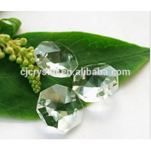 Vente en gros Lamp Crystal Octagon Beads