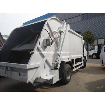 Venta de transferencia de camión de basura con agarre