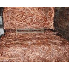 Factory Supply Copper Wir Scrap 99,9%