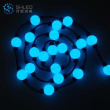 luz RGB LED bola programável
