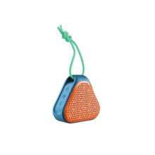 Alto-falante portátil colorido multimídia com corda