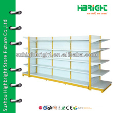 add on gondola shelving display racks