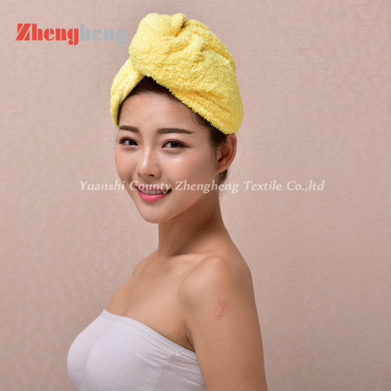 Coral Fleece Hair Cap (16)
