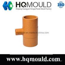Molde de inyección de montaje de tubería de plástico