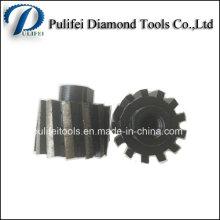Metallbenutzungs-Gebrauch-Sintersegment-Diamant-Trommel-Rad