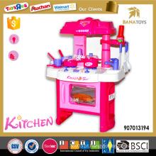Bateria de cozinha de brinquedo jogo de cozinha jogo apenas para meninas